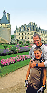 Loire Valley Biking Family Trips photo